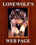 Lonewolf�s Web Page